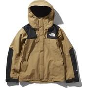 Mountain Jacket NP61800 BK Sサイズ [アウトドア ジャケット メンズ]