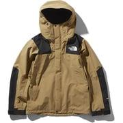 Mountain Jacket NP61800 BK XSサイズ [アウトドア ジャケット メンズ]