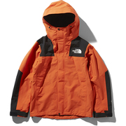 マウンテンジャケット Mountain Jacket NP61800 (PG)パパイヤオレンジ XXLサイズ [アウトドア ジャケット メンズ]