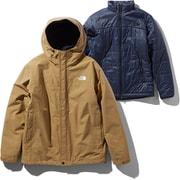 カシウストリクライメイトジャケット Cassius Triclimate Jacket NP61931 (BK)ブリティッシュカーキ Mサイズ [アウトドア 中綿インナー付きジャケット メンズ]