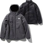 カシウストリクライメイトジャケット Cassius Triclimate Jacket NP61931 (K)ブラック XLサイズ [アウトドア 中綿インナー付きジャケット メンズ]