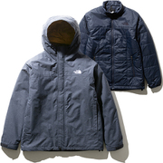 カシウストリクライメイトジャケット Cassius Triclimate Jacket NP61931 (UN)アーバンネイビー Lサイズ [アウトドア 中綿インナー付きジャケット メンズ]