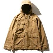ファイヤーフライジャケット Firefly Jacket NP71931 (BK)ブリティッシュカーキ Sサイズ [アウトドア ジャケット メンズ]