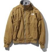 キャンプノマドジャケット CAMP Nomad Jacket NP71932 (BK)ブリティッシュカーキ Lサイズ [アウトドア ジャケット メンズ]