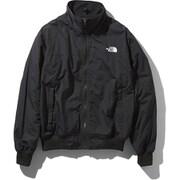 キャンプノマドジャケット CAMP Nomad Jacket NP71932 (K)ブラック Mサイズ [アウトドア ジャケット]