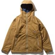 コンパクトノマドジャケット Compact Nomad Jacket NP71933 (BK)ブリティッシュカーキ Lサイズ [アウトドア ジャケット メンズ]