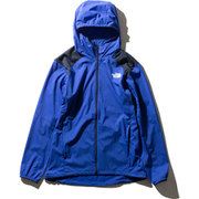 ANYTIME WIND HOODIE NP71975 (TB)TNFブルー Mサイズ [トレーニング ジャケット メンズ]