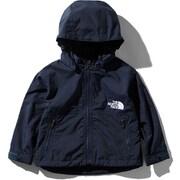 コンパクトジャケット Compact Jacket NPB21810 (UN)アーバンネイビー 80cm [アウトドア ジャケット キッズ]