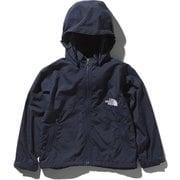 コンパクトジャケット Compact Jacket NPJ21810 (UN)アーバンネイビー 100cm [アウトドア ジャケット キッズ]