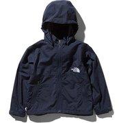コンパクトジャケット Compact Jacket NPJ21810 (UN)アーバンネイビー 150cm [アウトドア ジャケット キッズ]