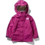 スクープジャケット Scoop Jacket NPJ61913 (RX)ロックスバリーピンク 150 [アウトドアウェア キッズ用]