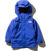 スクープジャケット Scoop Jacket NPJ61913 (TB)TNFブルー 140 [アウトドアウェア キッズ用]