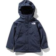 Scoop Jacket NPJ61913 (UN)アーバンネイビー 150 [アウトドアウェア キッズ用]