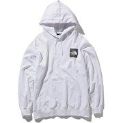 RAGE L/S Sweat Hoodie NT61965 (W)ホワイト Lサイズ [アウトドア スウェット メンズ]