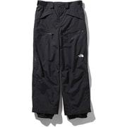 POWDERFLO PANT NS61906 (K)ブラック Mサイズ [スキーウェア ボトムス メンズ]