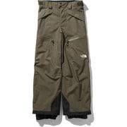 パウダーフローパンツ Powderflo pants NS61906 (NT)ニュートープ WSサイズ [スキーウェア ボトムス レディース]