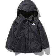 ウィンターコーチジャケット Winter Coach Jacket NSJ61903 (K)ブラック 110cm [スキーウェア キッズ]