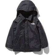 ウィンターコーチジャケット Winter Coach Jacket NSJ61903 (K)ブラック 140cm [スキーウェア キッズ]