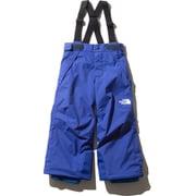 スノーパンツ Snow pants NSJ61906 (TB)TNFブルー 110cm [スキーウェア キッズ]