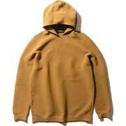 Globefit Hoodie NT11827 (BK)ブリティッシュカーキ Mサイズ [アウトドア ジャケット メンズ]