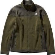 マウンテンテックセータージャケット Mountain TEKSWEATER Jacket NT61808 (NT)ニュートープ XLサイズ [アウトドア ジャケット メンズ]