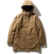 コンパクトノマドコート Compact Nomad Coat NPW71935 (BK)ブリティッシュカーキ Lサイズ [アウトドア ジャケット レディース]