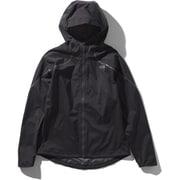 FL フライトトレイルジャケット FL Flight Trail Jacket NPW71970 (K)ブラック Mサイズ [アウトドア ジャケット レディース]