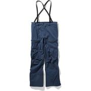 FL FREETHINKER PT NS51913 (BT)ブルーウィングティール Sサイズ [スキーウェア ボトムス メンズ]