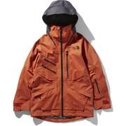 FL BRIGANDINE JK NS51914 PW Sサイズ [スキーウェア ジャケット メンズ]