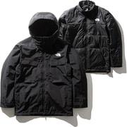 フォーバレルトリクライメイトジャケット Fourbarrel Triclimate Jacket NS61904 (K)ブラック Mサイズ [スキーウェア ジャケット メンズ]