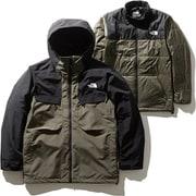 フォーバレルトリクライメイトジャケット Fourbarrel Triclimate Jacket NS61904 (NT)ニュートープ Mサイズ [スキーウェア ジャケット メンズ]