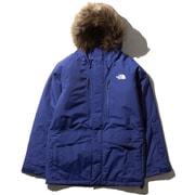 STORMPEAK PARKA NS61905 (FG)フラッグブルー Lサイズ [スキーウェア ジャケット メンズ]