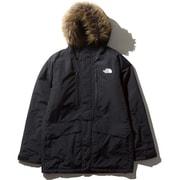 STORMPEAK PARKA NS61905 (K)ブラック Mサイズ [スキーウェア ジャケット メンズ]