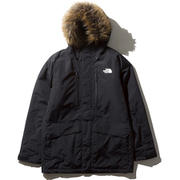 STORMPEAK PARKA NS61905 (K)ブラック Sサイズ [スキーウェア ジャケット メンズ]