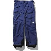 POWDERFLO PANT NS61906 (FG)フラッグブルー Mサイズ [スキーウェア ボトムス メンズ]