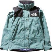 Mountain Raintex Jacket NPW11935 (TG)トレリスグリーン Lサイズ [アウトドア レインウェア レディース]