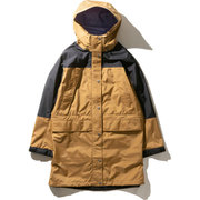 マウンテンレインテックスコート Mountain Raintex Coat NPW11940 (BK)ブリティッシュカーキ Mサイズ [アウトドア ジャケット レディース]