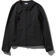 ハンマーヘッドラウンドネック Hammerhaed Roundneck NPW21906 (K)ブラック Sサイズ [アウトドア ジャケット レディース]