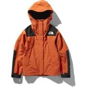マウンテンジャケット Mountain Jacket NPW61800 (PG)パパイヤオレンジ Mサイズ [アウトドア ジャケット レディース]