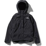スクープジャケット Scoop Jacket NPW61940 (KW)ブラック×ホワイト Sサイズ [アウトドア ジャケット レディース]
