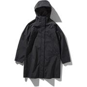 ガジェットハンガーコート Gadget Hangar Coat NPW61961 (K)ブラック XLサイズ [アウトドア コート レディース]