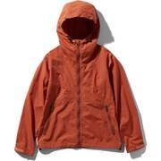 コンパクトジャケット Compact Jacket NPW71830 (PI)ピカンテレッド Sサイズ [アウトドア ジャケット レディース]