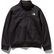 マウンテントラックジャケット Mountain Track Jacket NTJ61972 (K)ブラック 120サイズ [アウトドア ジャケット キッズ]