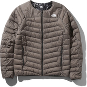 サンダーラウンドネックジャケット Thunder Roundneck Jacket NY81813 (WM)ワイマラナーブラウン Lサイズ [アウトドア ダウンウェア メンズ]