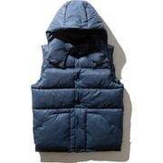 キャンプシェラベスト CAMP Sierra Vest NY81932 (BT)ブルーT Mサイズ [アウトドア ダウンベスト メンズ]