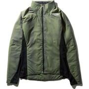 ベントリックストレイルジャケット VENTRIX Trail Jacket NY81970 (RW)ロジングリーンウォッシュ XLサイズ [ランニングジャケット メンズ]