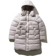 キャンプシェラロングコート CAMP Sierra Long Coat NYW81934 (DO)ダブグレー Lサイズ [アウトドア ダウンウェア レディース]
