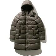 キャンプシェラロングコート CAMP Sierra Long Coat NYW81934 (NT)ニュートープ Lサイズ [アウトドア ダウンウェア レディース]