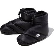 NSE Down Tent Bootie Seamless NF51870 K Mサイズ [防寒ブーツ ユニセックス]