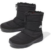 NUPTSE BOOTIE WP V NF51876 (K)TNFブラック 11インチ [防寒ブーツ メンズ]